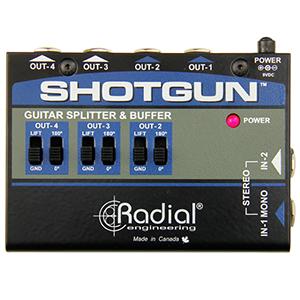 Radial Shotgun