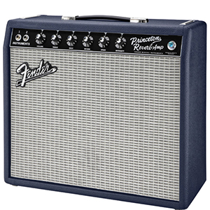 Fender 65 Princeton Reverb Navy Blues
