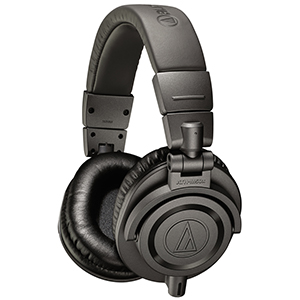 Audio Technica ATH-M50x Matte Gray