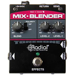 Radial Mix-Blender