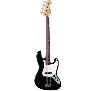 Squier Affinity Series Jazz Bass Black