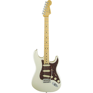 Fender American Elite Stratocaster Olympic Pearl