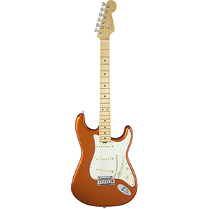 Fender American Elite Stratocaster Autmn Blaze Metallic