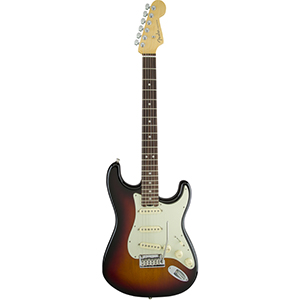 Fender American Elite Stratocaster 3-Color Sunburst