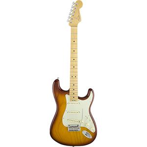 Fender American Elite Stratocaster Tobacco Sunburst