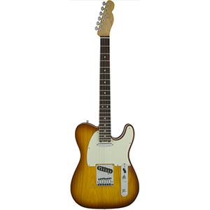 Fender American Elite Telecaster Tobacco Sunburst