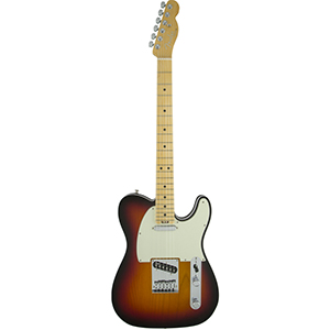 Fender American Elite Telecaster 3-Color Sunburst