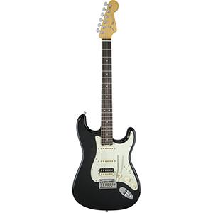 Fender American Elite Stratocaster HSS Shawbucker Mystic Black