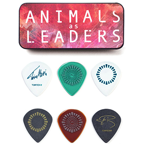 Dunlop Animals As Leaders Pick Tin