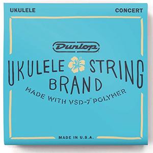 Dunlop DUQ302 Ukulele Sting Set Concert