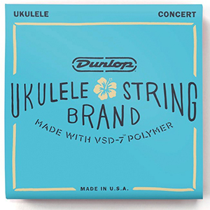 Dunlop DUQ302 Concert Ukulele Stings