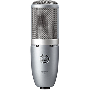 Akg Perception 220 Silver