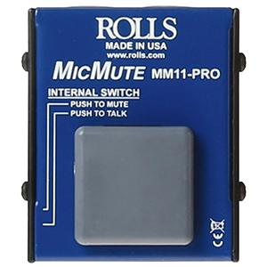 Rolls MM11 Pro Mic Mute