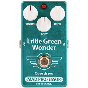 Mad Professor Little Green Wonder
