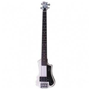 Hofner Shorty Bass White
