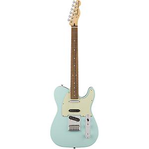 Fender Deluxe Nashville Telecaster Pau Ferro - Daphne Blue