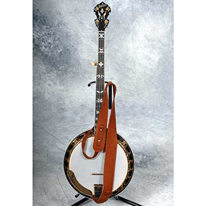 Lakota Leathers LK-2ROB Cradle Banjo Tobacco