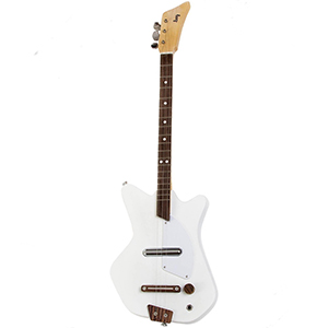 Loog Electric Loog White Guitar Kit