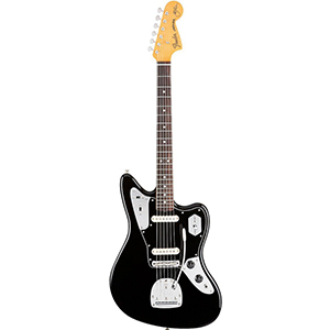 Fender Johnny Marr Jaguar Black
