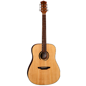 Luna Guitars Wabi Sabi Dreadnought