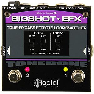 Radial BigShot EFX