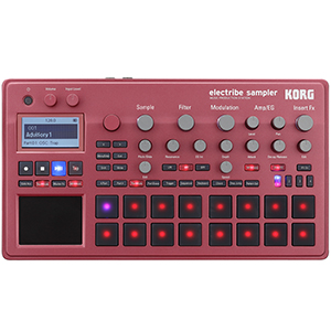 Korg Electribe2S Red