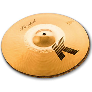 Zildjian K Custom Limited Edition Hi-Hats - 14 Inch
