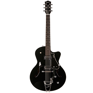 Godin 5th Avenue Uptown w/ Bigsby - Solid Black