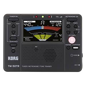 Korg TM50TR Black