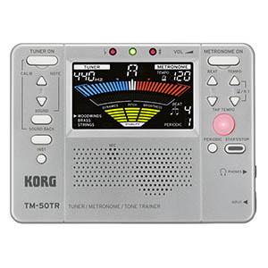 Korg TM50TR Silver