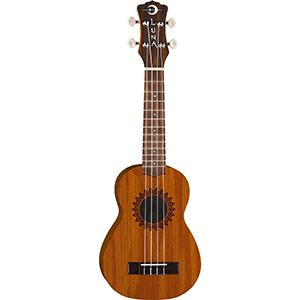 Luna Guitars Ukulele Vintage Mahogany Soprano