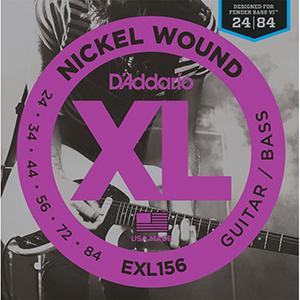 Daddario EXL156 Bass VI