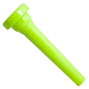 Kelly Mouthpieces 3C Trumpet Mouthpiece - Radical Green