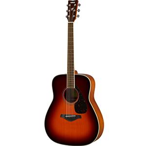 Yamaha FG820 Brown Sunburst