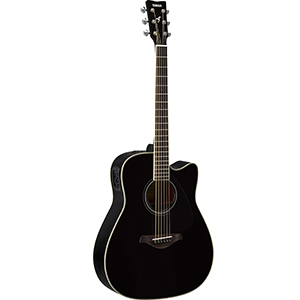 Yamaha FGX820C Black