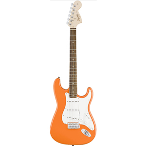 Squier Affinity Series Stratocaster - Competition Orange