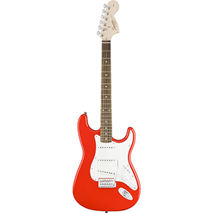 Squier Affinity Series Stratocaster - Race Red