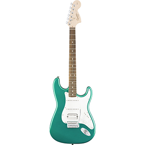 Squier Affinity Series Stratocaster HSS - Race Green