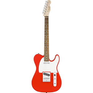 Squier Affinity Series Telecaster - Race Red