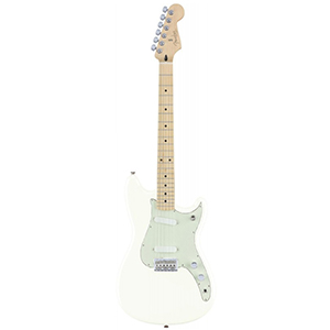Fender Duo-Sonic Aged White