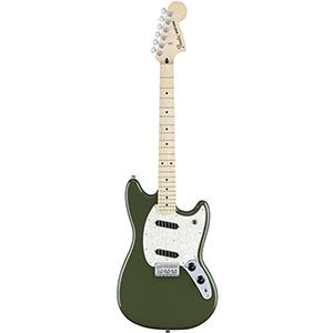 Fender Mustang Olive