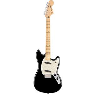 Fender Mustang Black