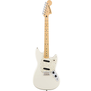 Fender Mustang Olympic White