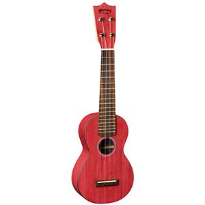 Martin 0X Uke Bamboo - Red