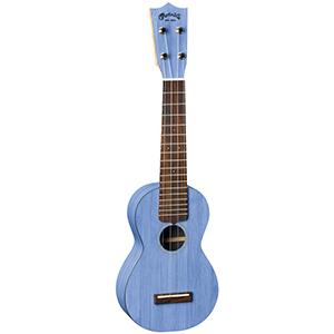 Martin 0X Uke Bamboo - Blue