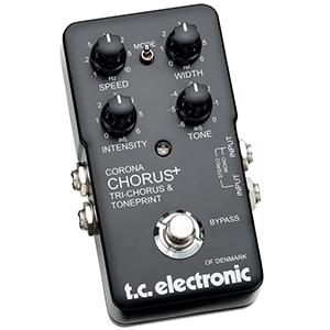 TC Electronic Corona Chorus + Tri Chorus & TonePrint