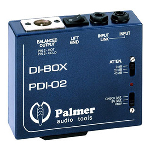 Palmer PDI-02 Direct Box
