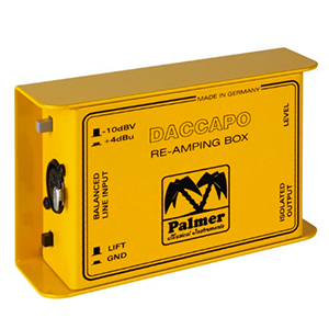 Palmer DACCAPO Reamping-Box