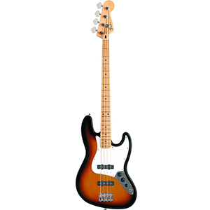 Fender Standard Jazz Bass - Brown Sunburst