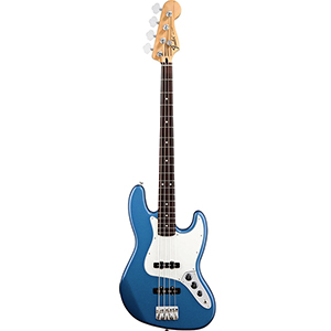 Fender Standard Jazz Bass - Lake Placid Blue